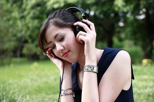 chasser stress musique